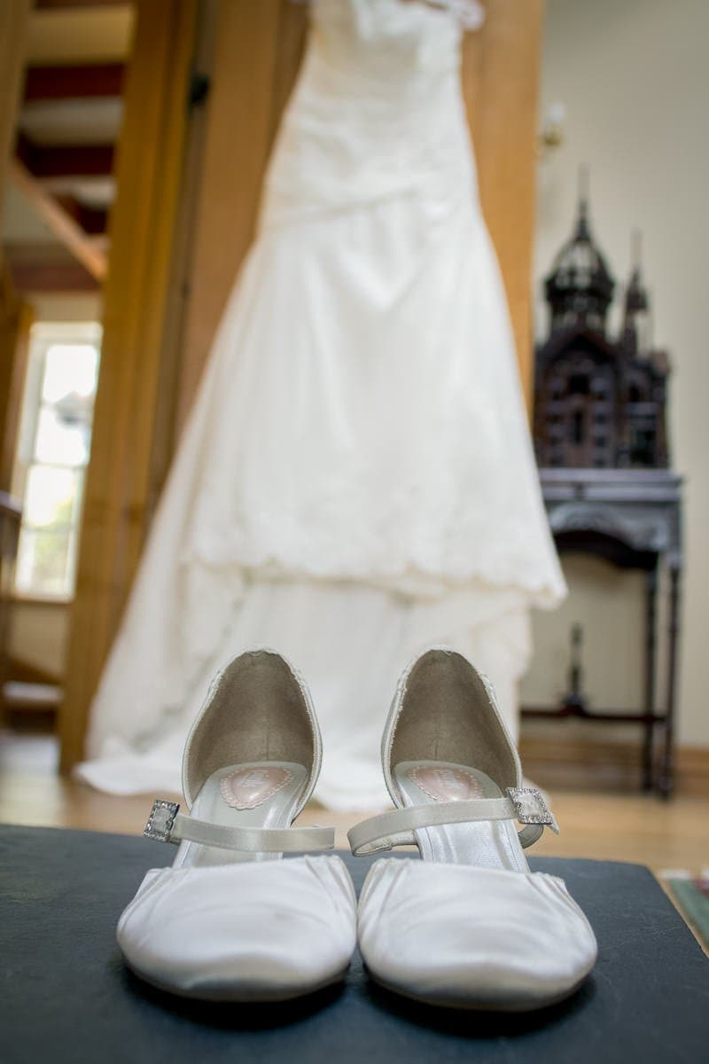 Kate + Chris - Falmouth Wedding