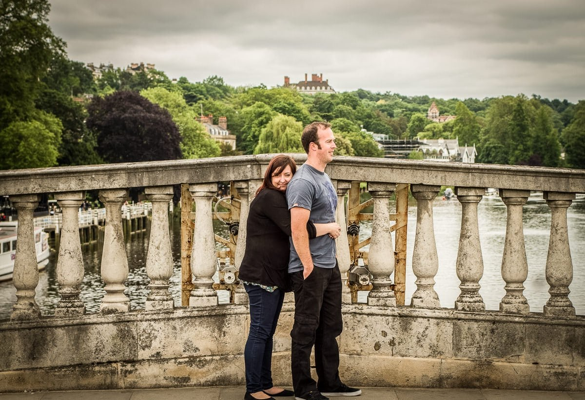 London Engagement Shoot with Siobhan & Tom