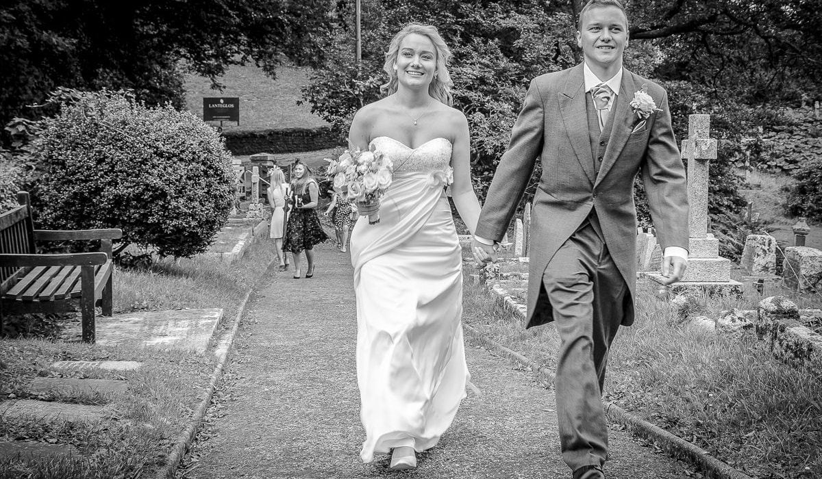Cornwall Wedding - Cath & Ryan