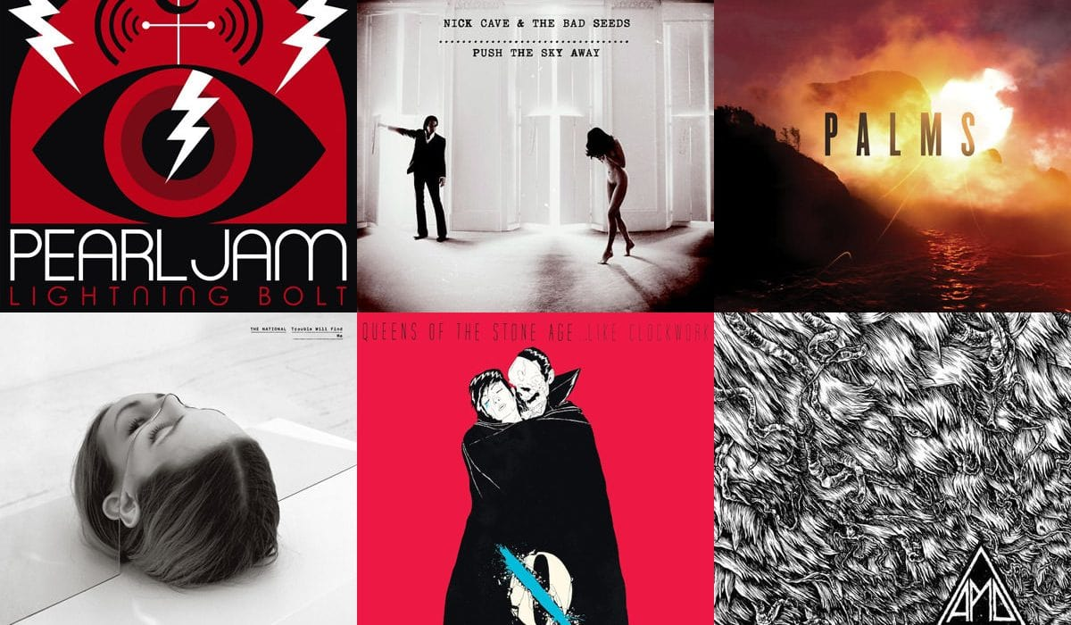 13 of 13 - Albums of the Year - 2013