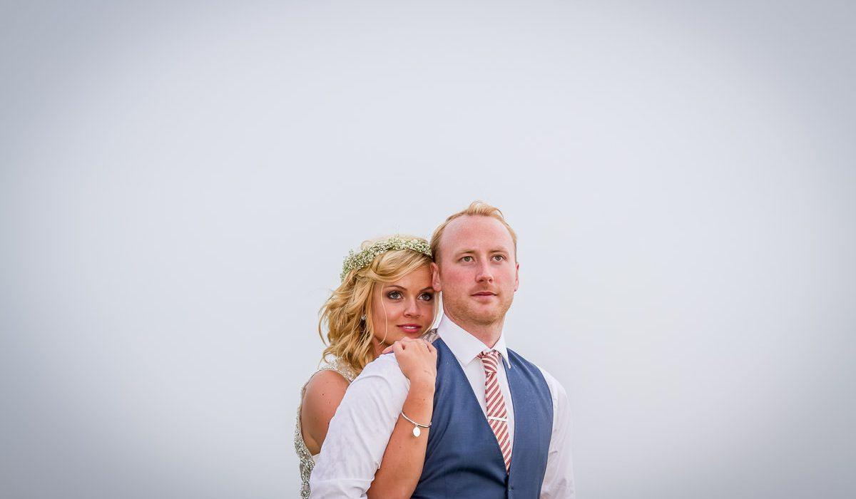 Lauren & Matt's Wedding - Porthilly Farm, Rock