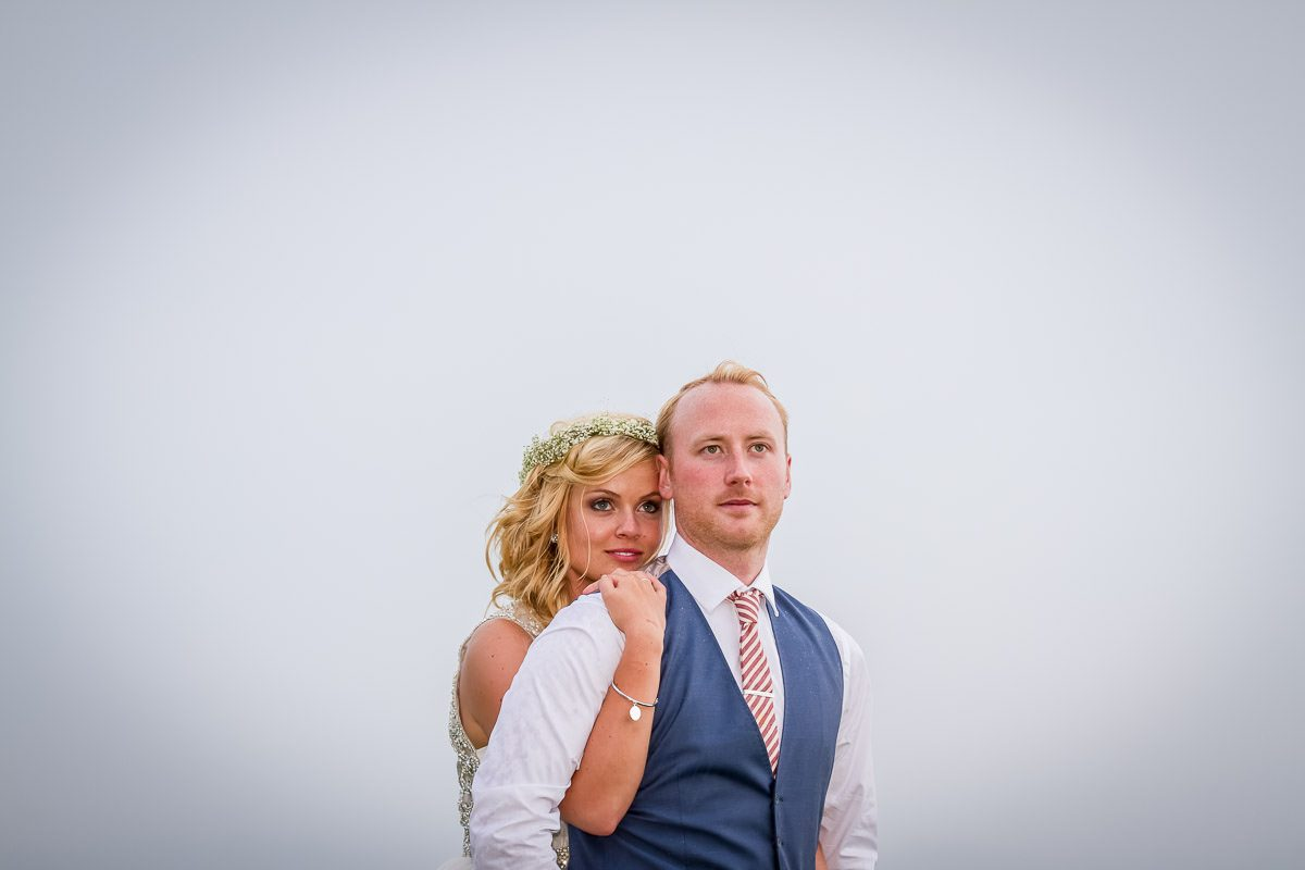 Lauren & Matt's Wedding - Porthilly Farm, Rock