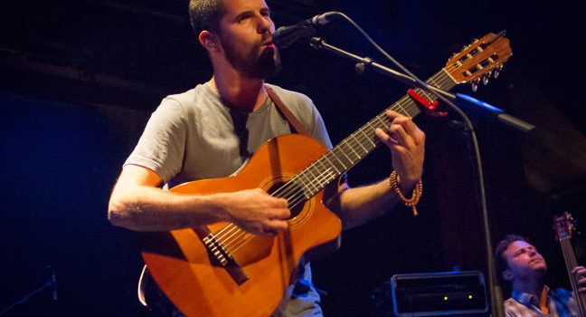 Nick Mulvey - Live in Falmouth