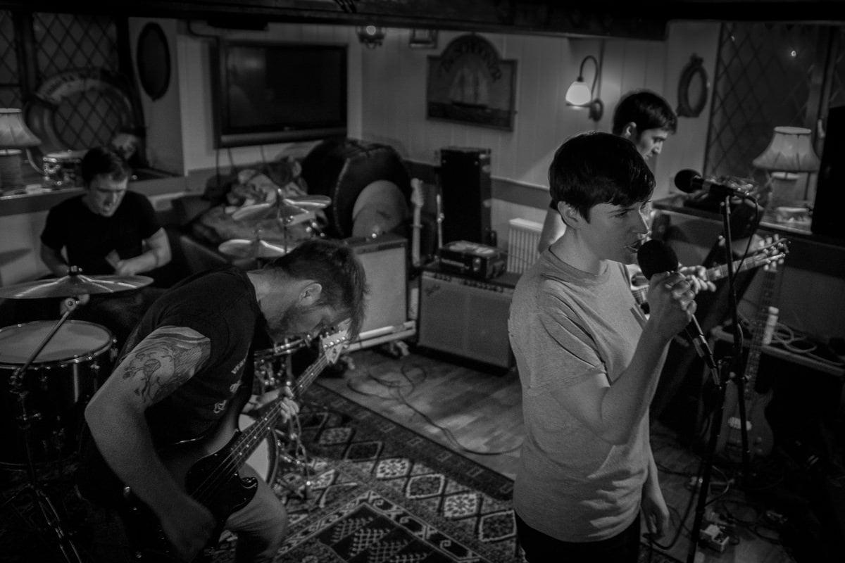 Bangers - Live - Falmouth