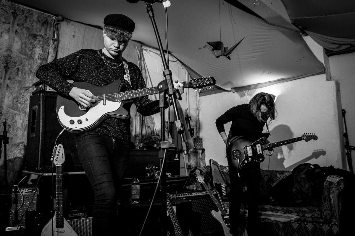 Flowers - Live - Troubadour, Falmouth