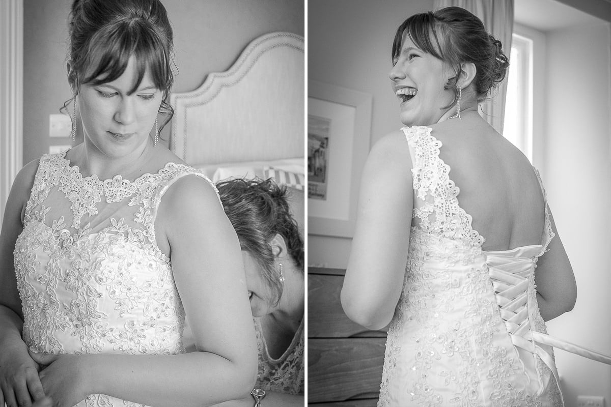St Ives Harbour Hotel Wedding - Vikki & Lawrence
