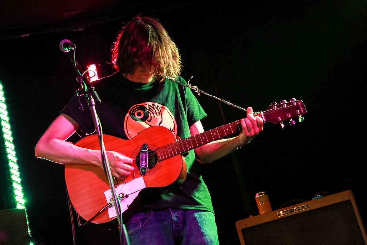 Goddamn Nobody - Live - Mono, Falmouth