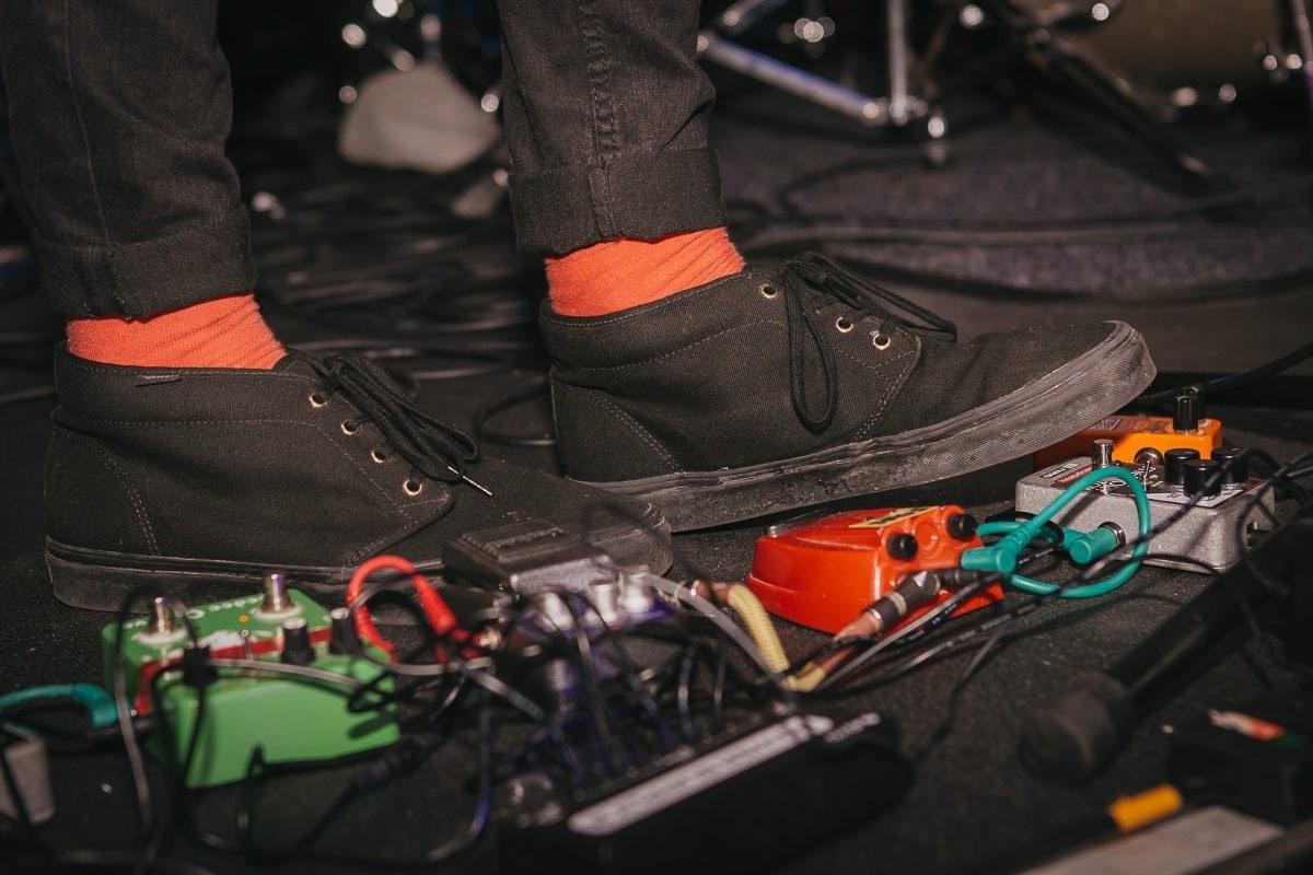 Evans The Death - Live - Mono, Cornwall