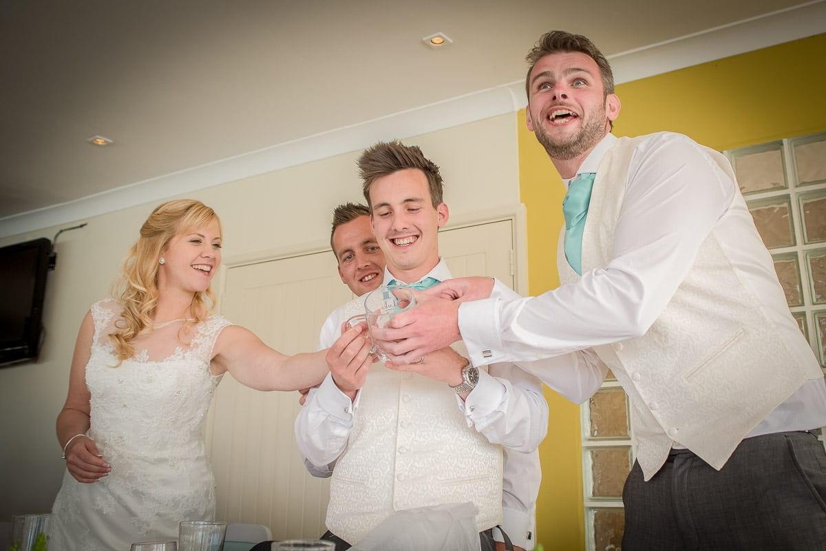 Glendorgal Hotel Wedding, Newquay - Sam & Kyle