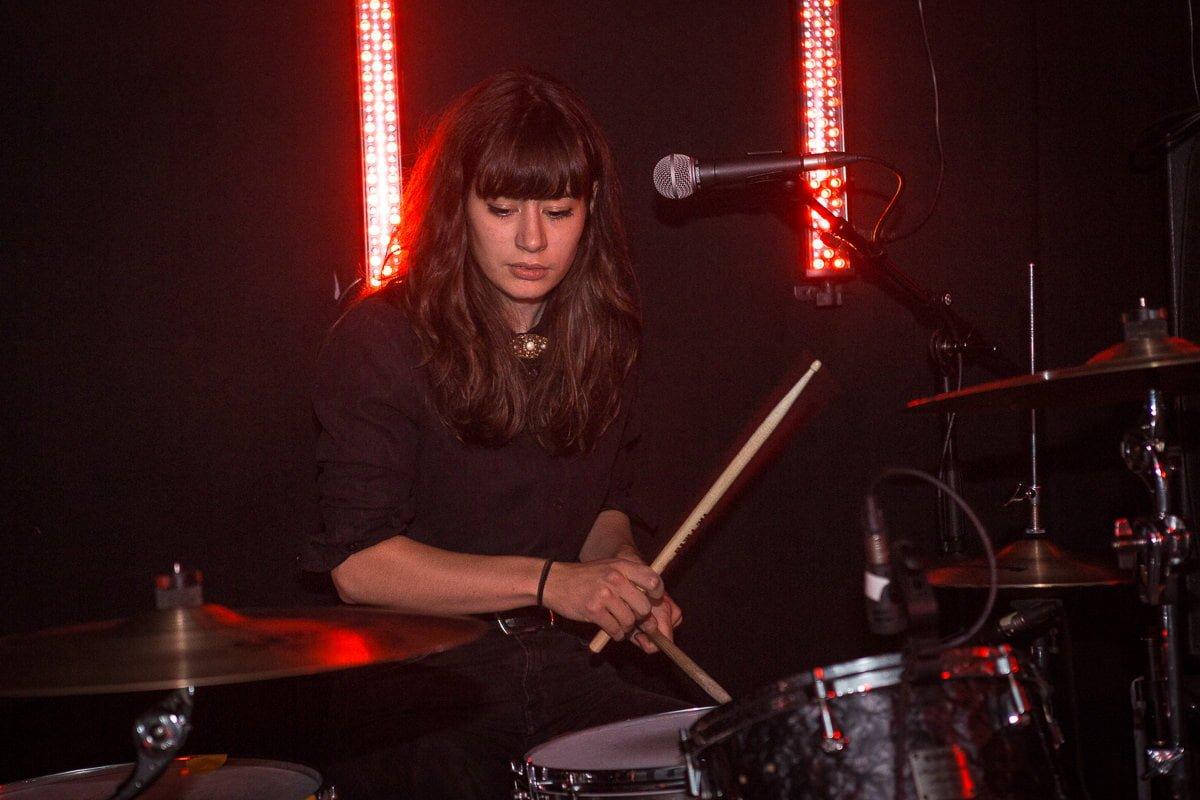 Scarlet Rascal - Live - Mono, Falmouth
