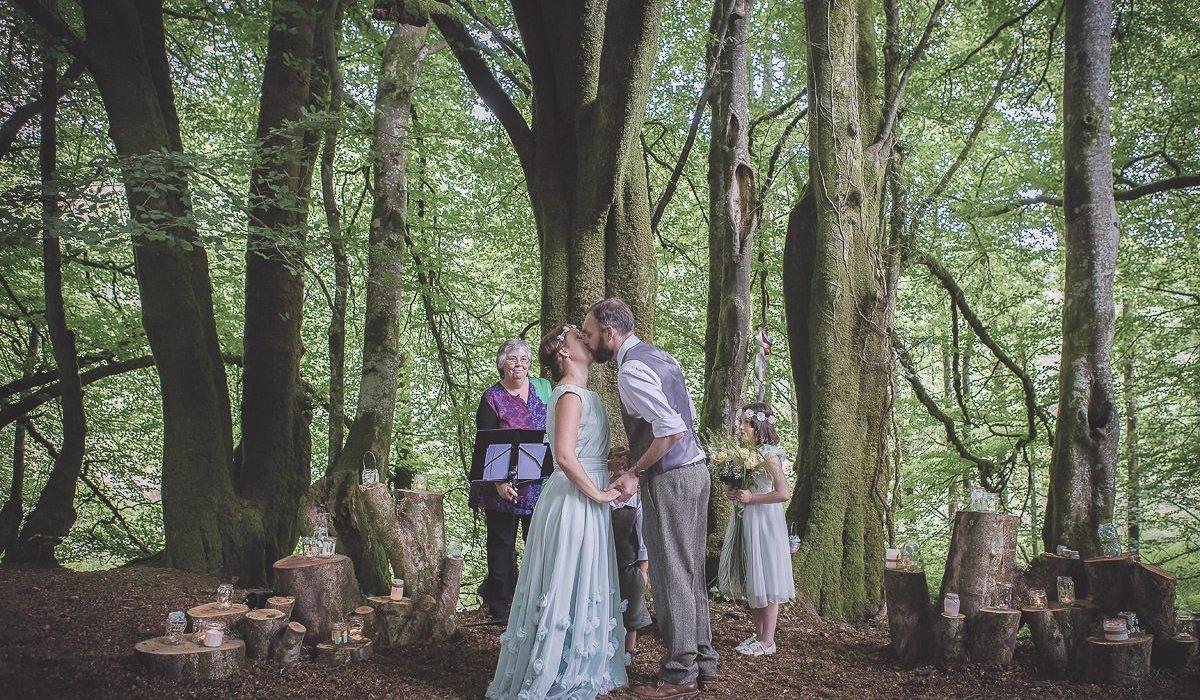 streamcombe farm wedding