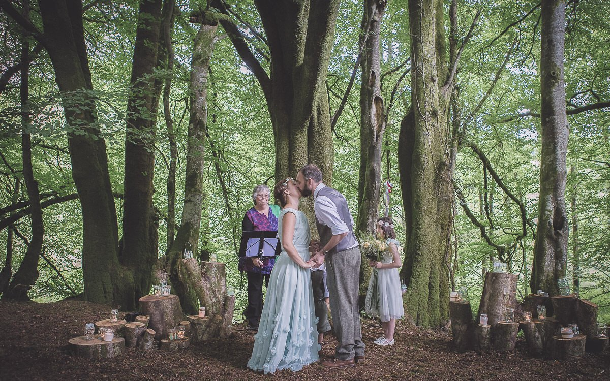 streamcombe farm wedding