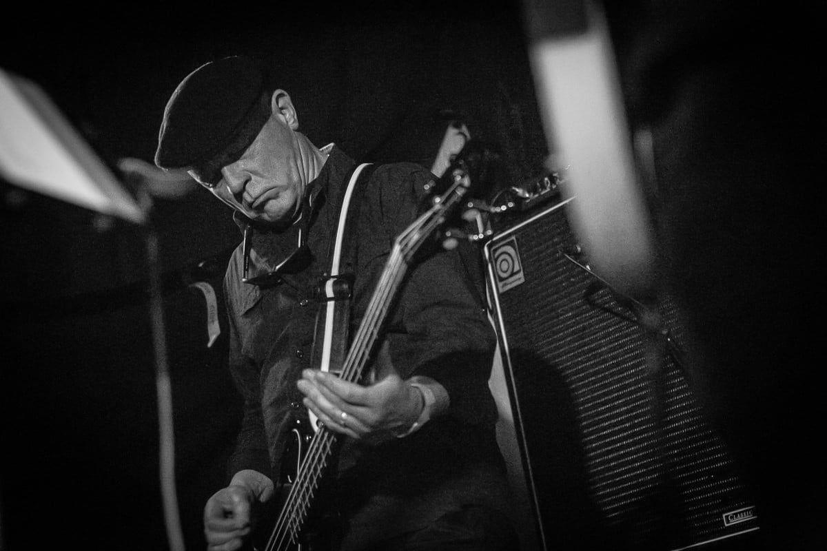 Wire - Live - Mono, Falmouth  Cornwall Music Photographer