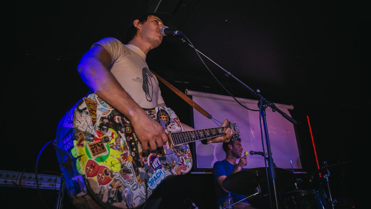 Jeffrey Lewis and Los Bolts, Mono, Falmouth