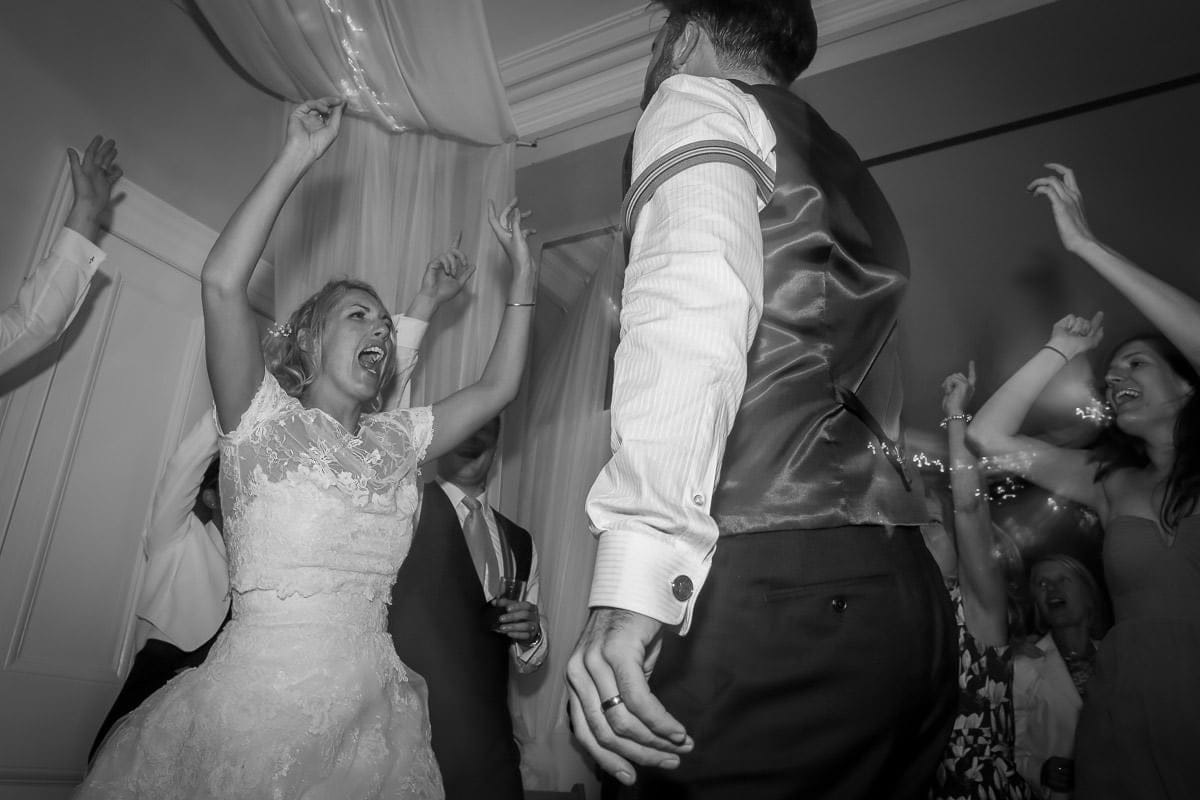 Sarah & Dan - Sparkford Hall Wedding