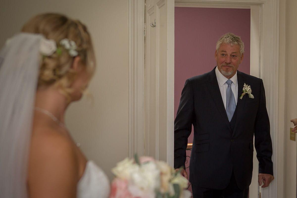 Sarah & Dan - Sparkford Hall Wedding