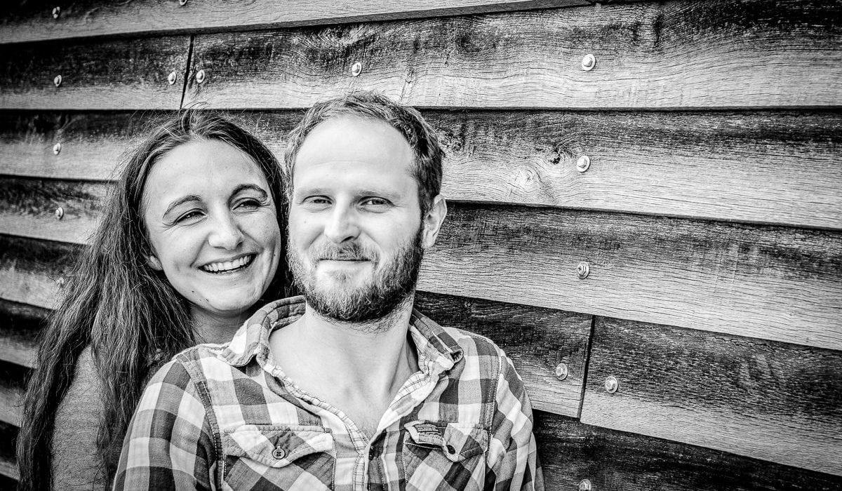 Gemma + Ross - Falmouth Engagement Shoot