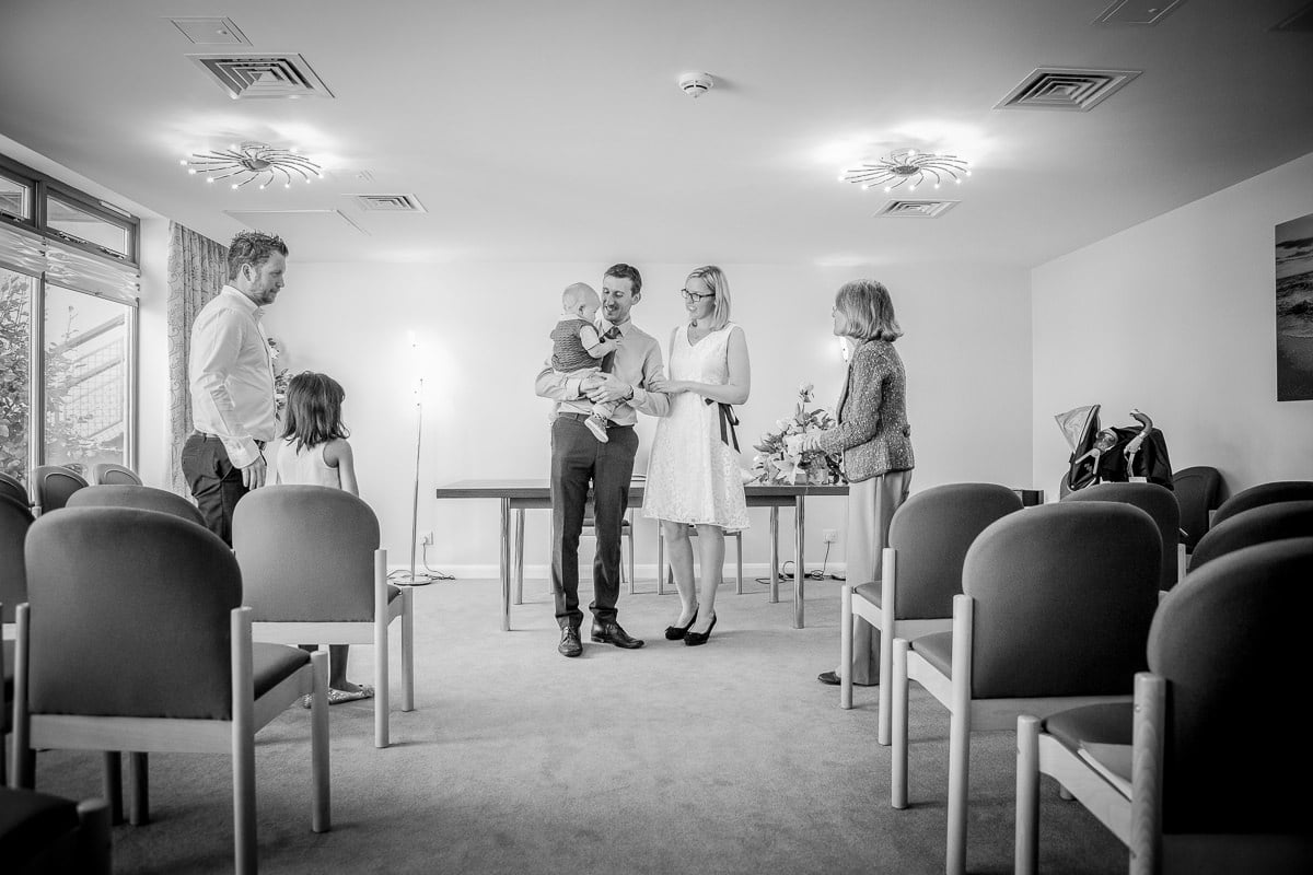 Heartlands Cornwall Wedding - Natalie & Stuart