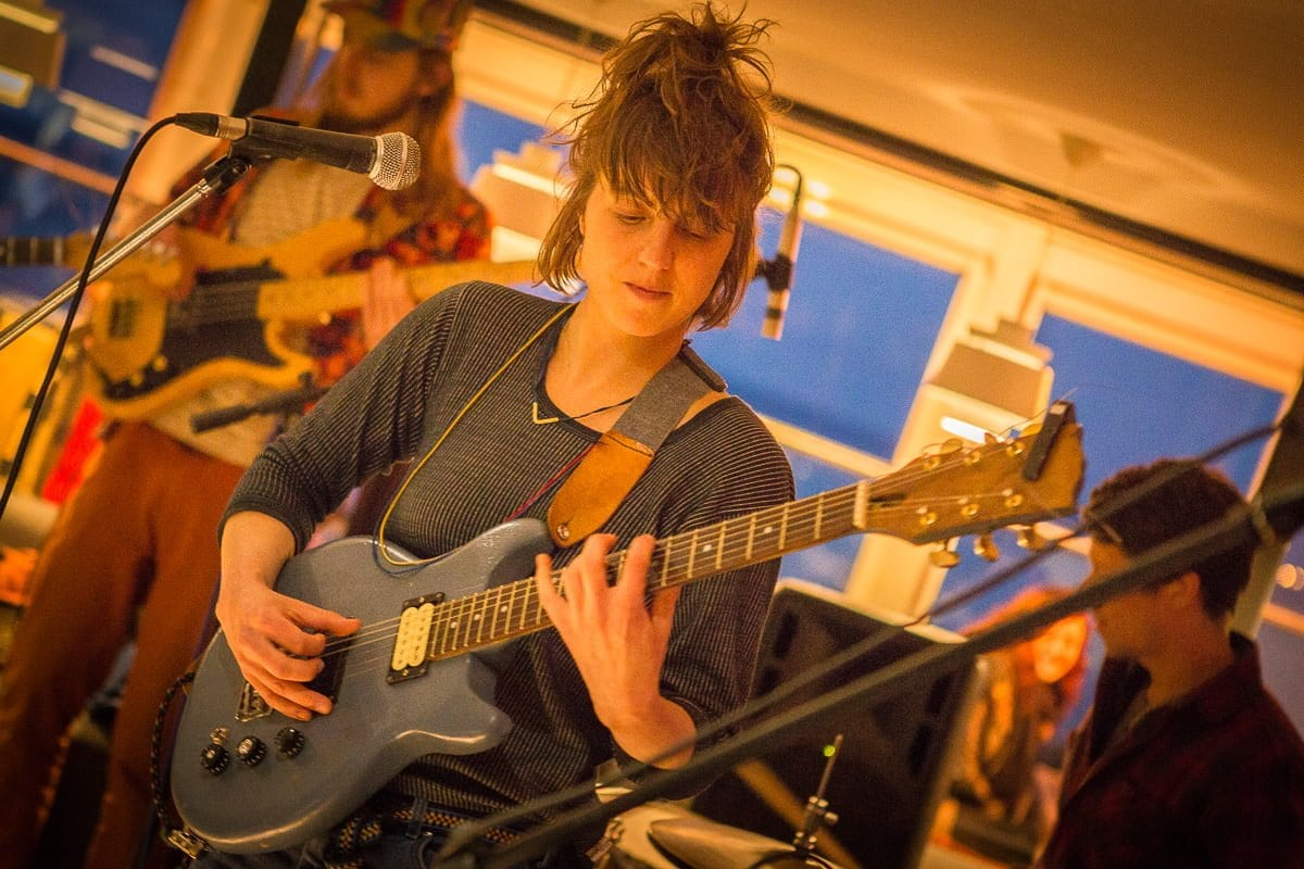 Rozi Plain Live - Gylly Beach - Falmouth