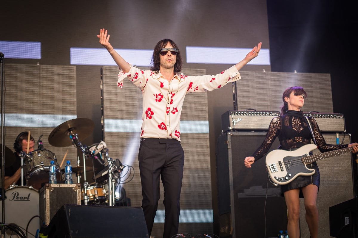 Primal Scream - Boardmasters Festival