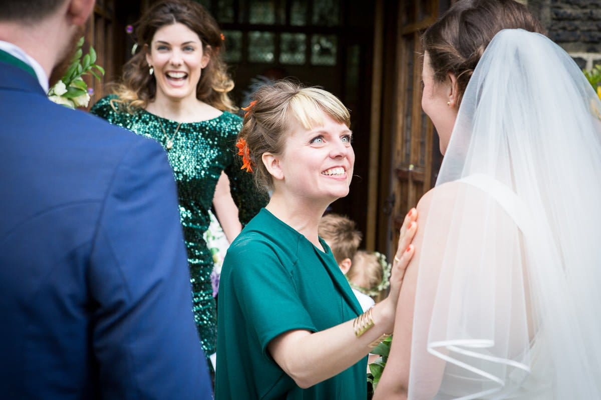 Sheffield Woodland Wedding - Beth & Adam