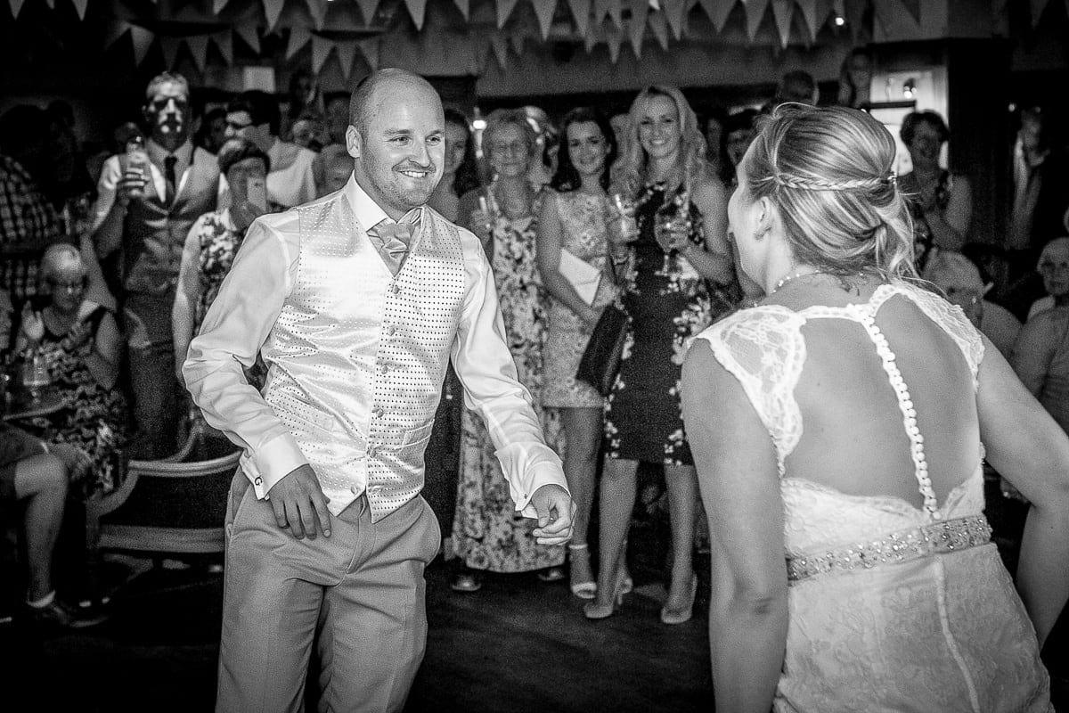 Hotel California Wedding - Kerry & Gavin