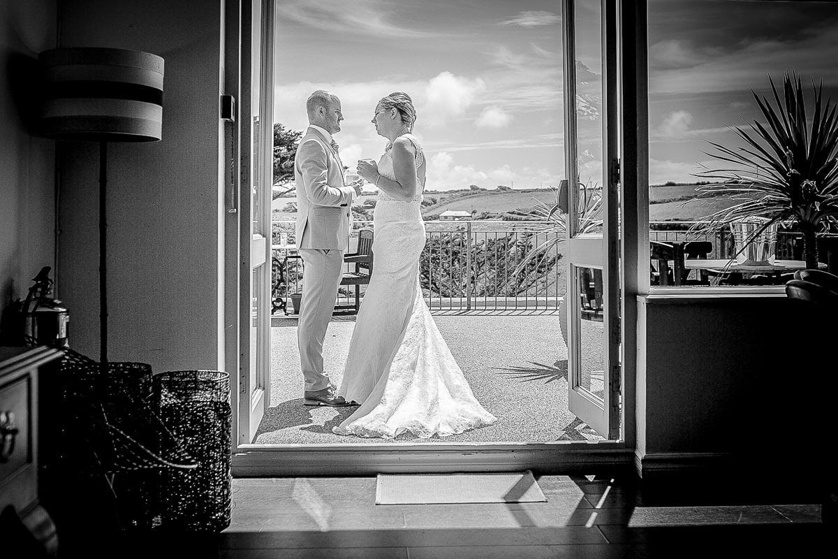 Hotel California Wedding - Kerry & Gavin