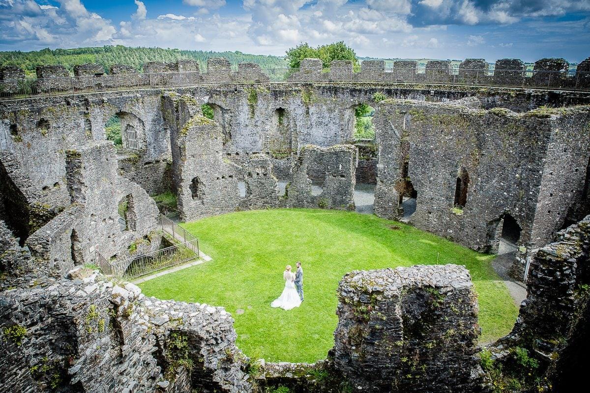 Penny & Dan - Lostwithiel Wedding, Cornwall