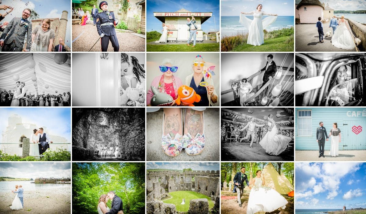 Wedding Pictures of the Year - 2016