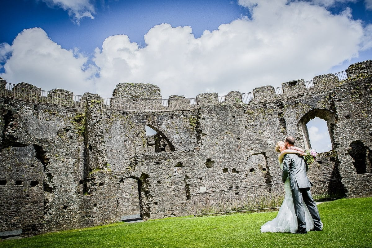 Penny & Dan - Lostwithiel Wedding, Cornwall