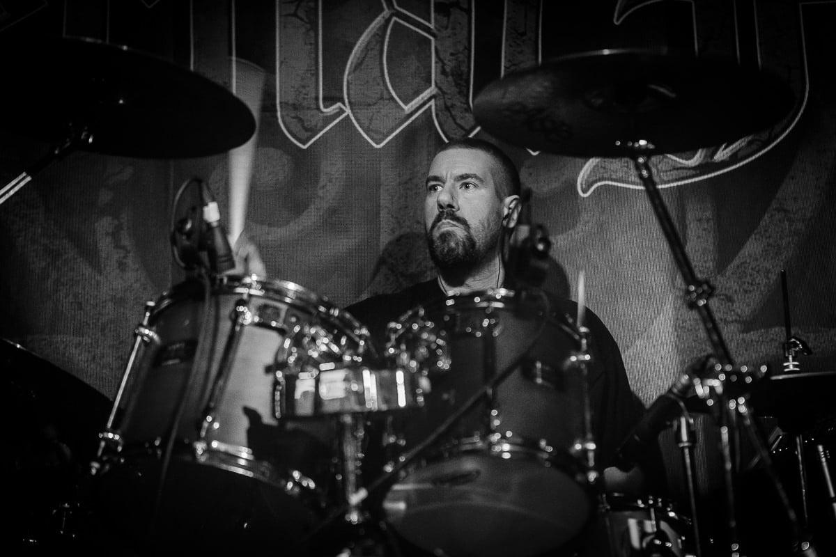 Eternal Fear - Valous - Live - O2 Academy, Birmingham