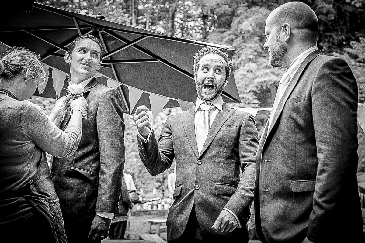 Fiona & Andrew - A Yorkshire Wedding at Falling Foss