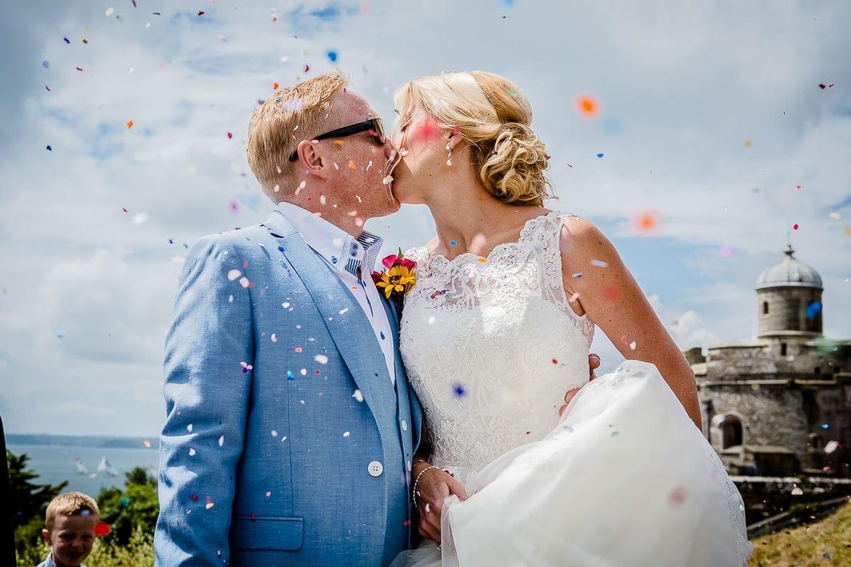 Emma & Mark - St Mawes Wedding