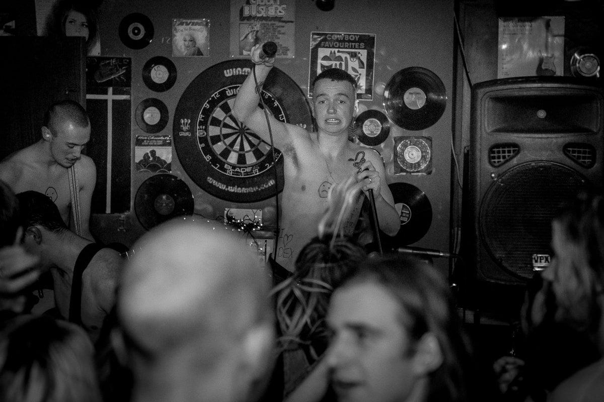 Tinnedfruit - Live - Sorry Guys Album Launch