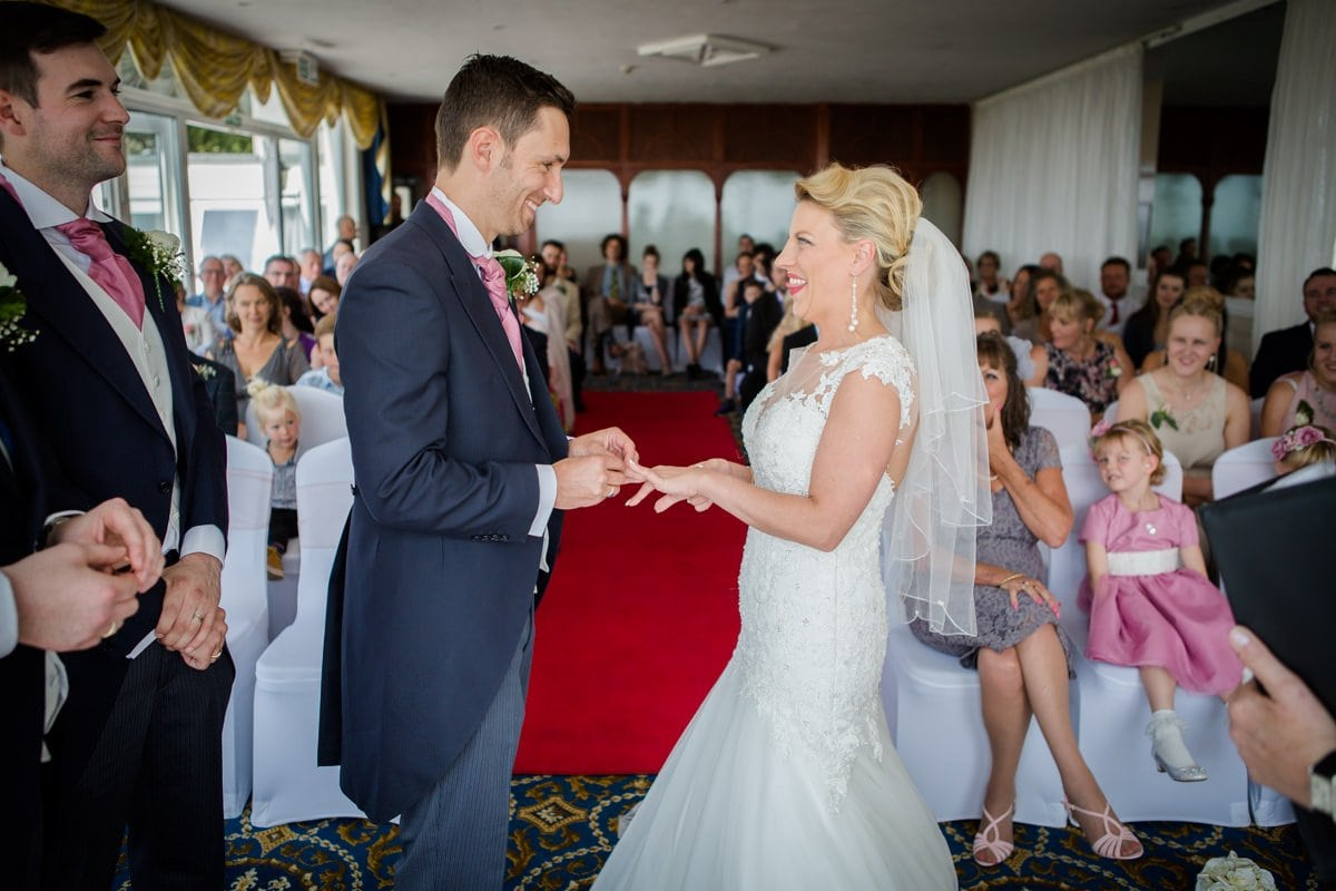 First Look at Victoria & James Falmouth Hotel Wedding