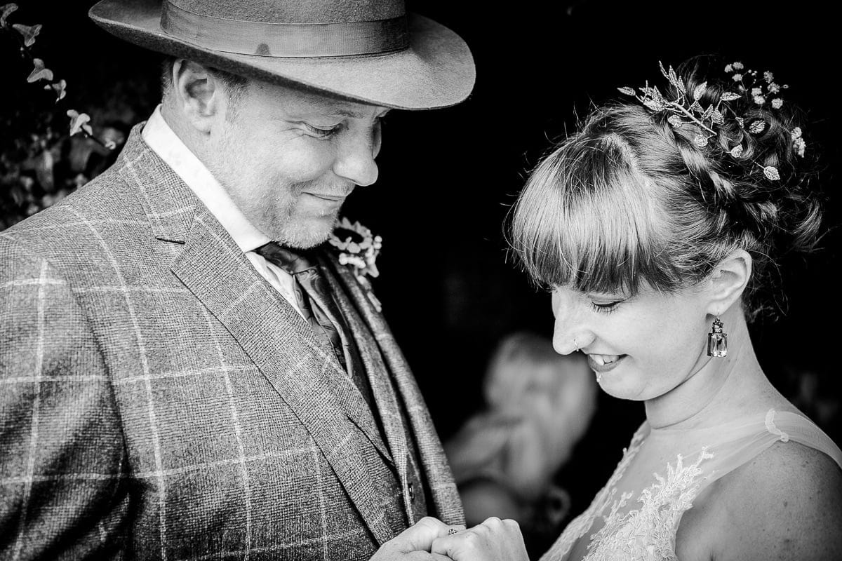 First Look at Lindsey & Gavins Cornish Camels Wedding