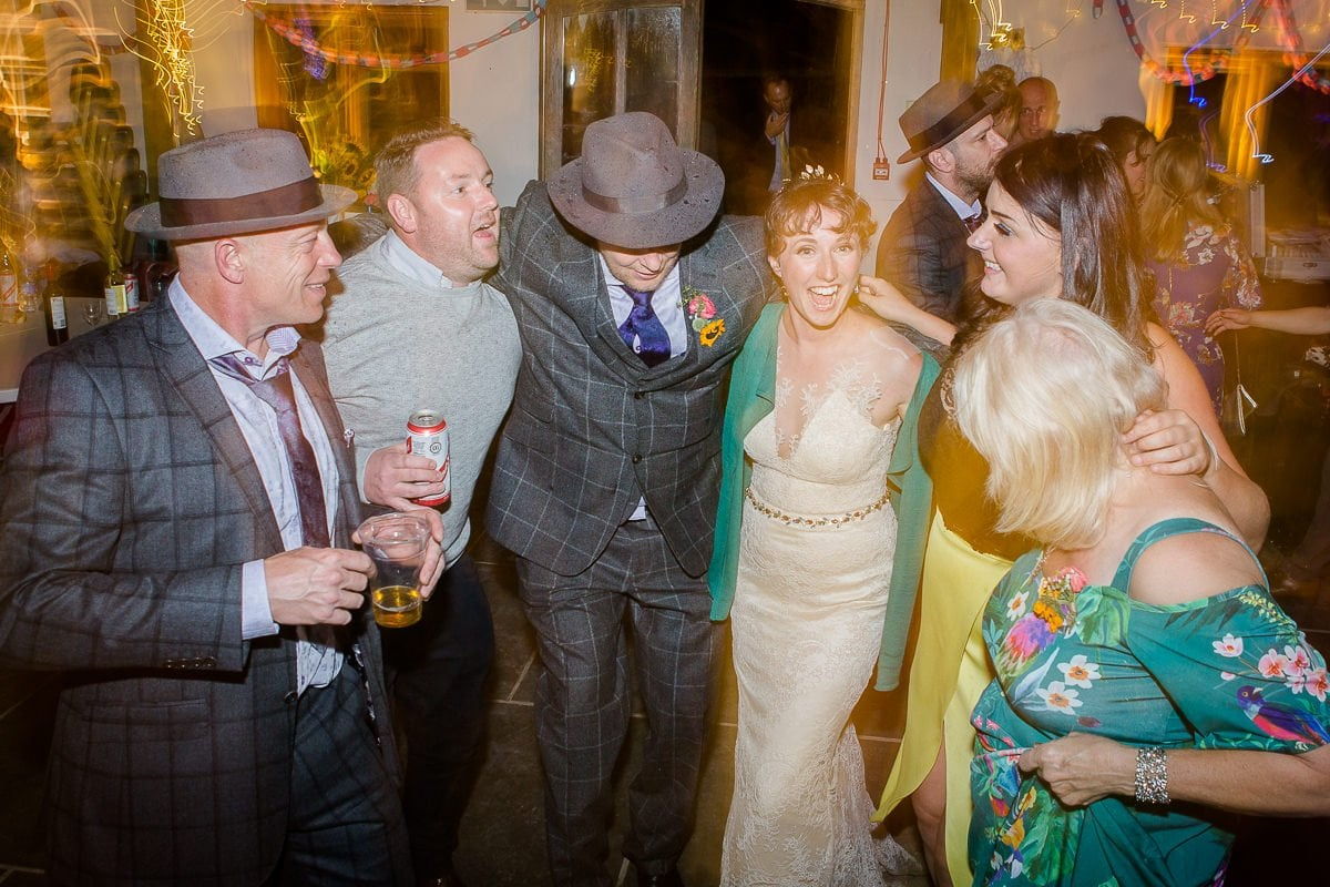 First Look at Lindsey & Gavins Cornish Camels Wedding