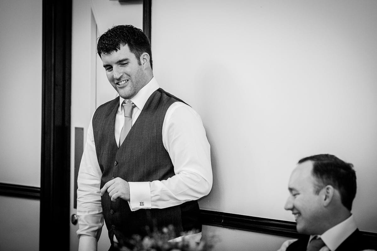 Alison & Kevin - Rosewarne Manor Wedding
