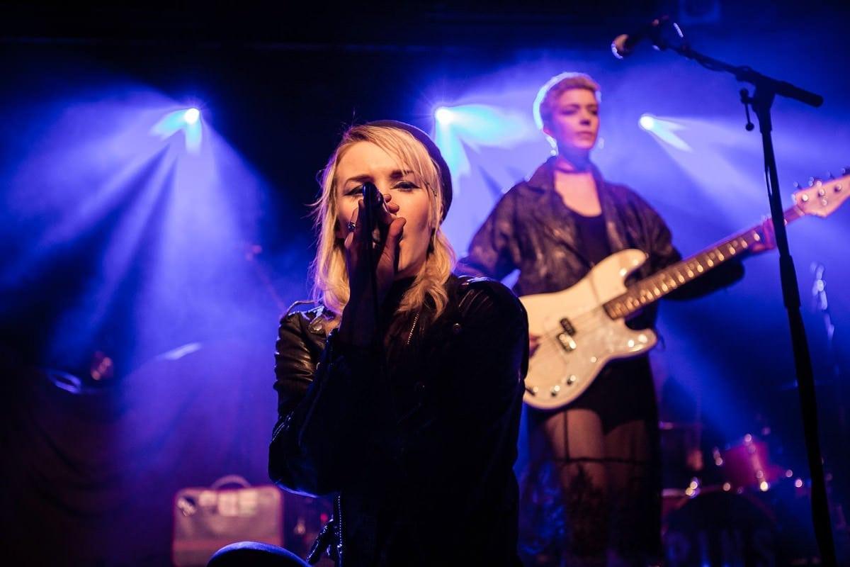 Pins - Live - Falmouth