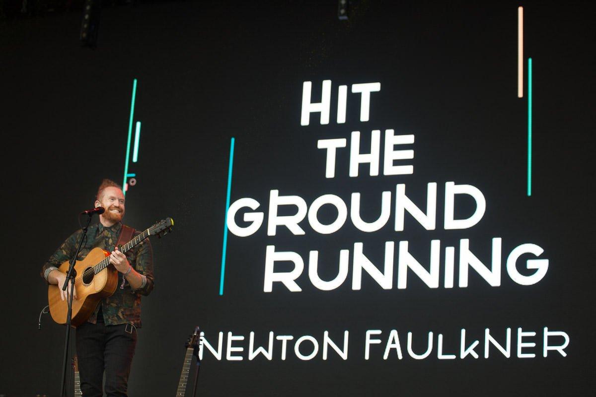 newton faulkner live boardmasters