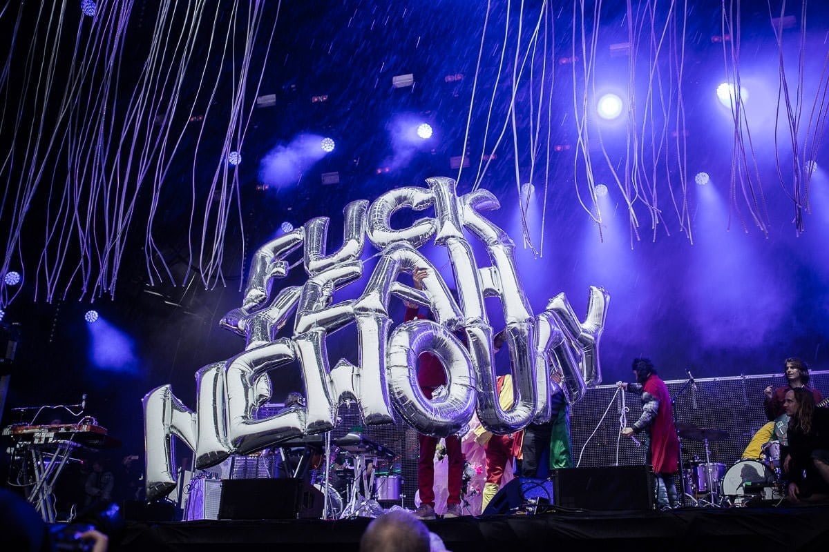 the flaming lips live at boardmasters