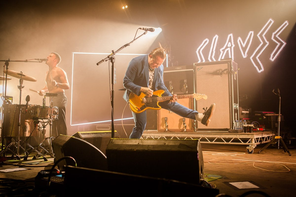 slaves live at boardmasters