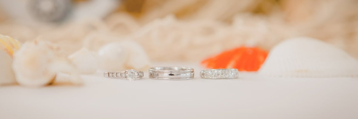wedding rings cornwall
