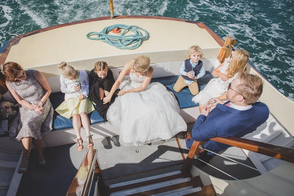 fal river wedding cruises