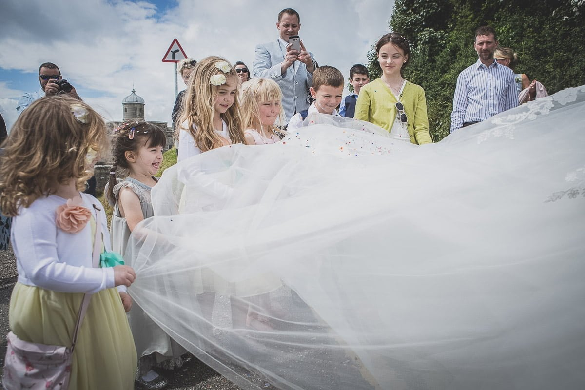 that wedding dress