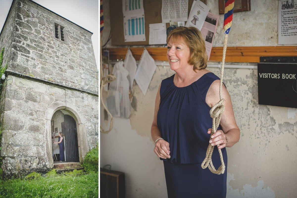 Debbie & Owen - Gwennap Church Wedding