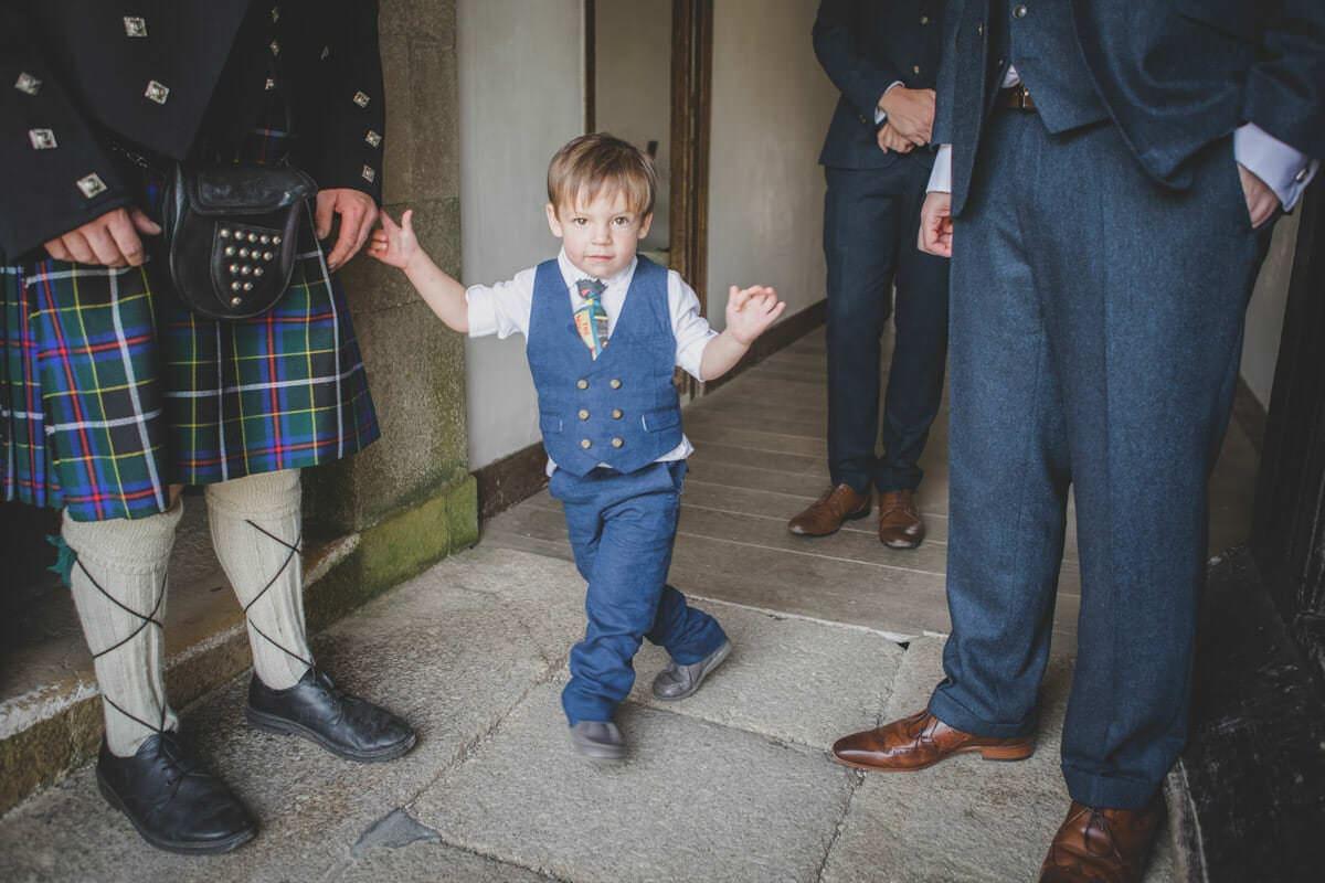Caroline & Mark - St Mawes Castle Wedding