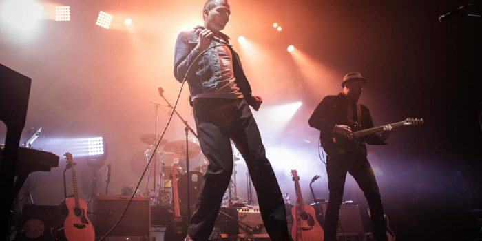 Belle & Sebastian live - Hall for Cornwall
