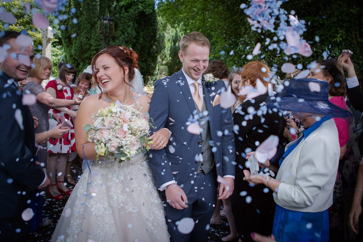 Joanna & Matthew - Cornwall Wedding