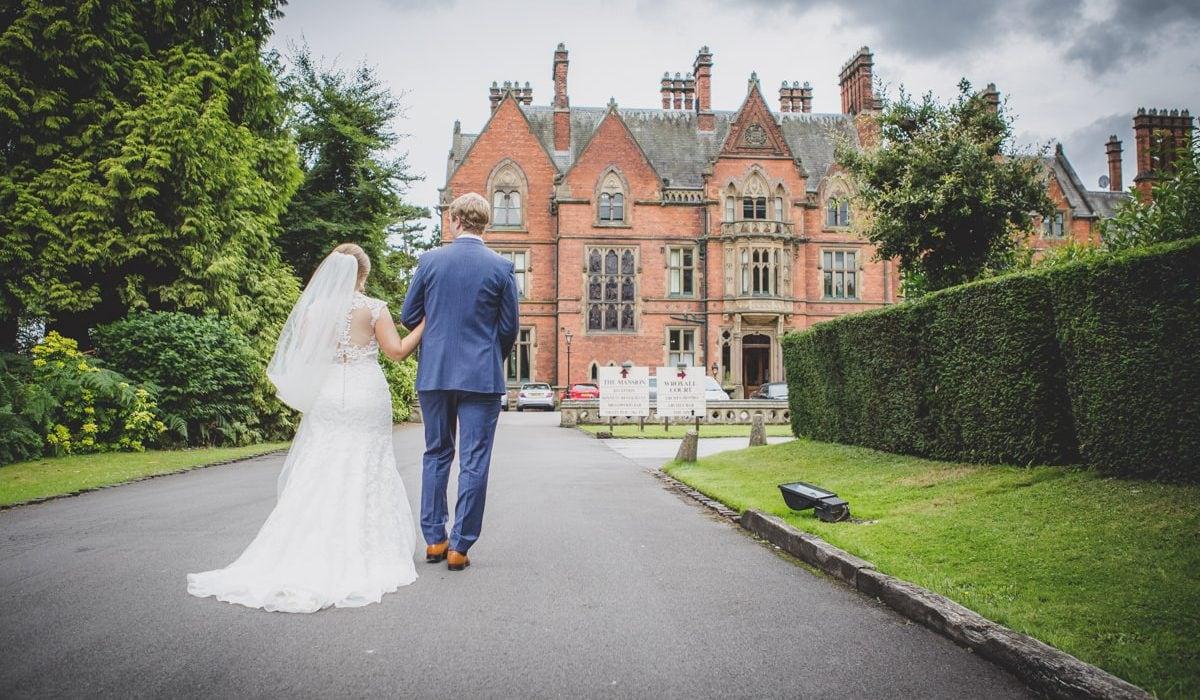 wroxall abbey wedding